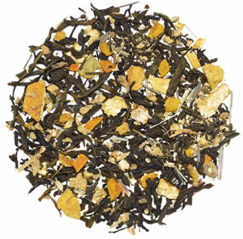 The Indian Chai - Turmeric Ginger Herbal Tea|Green Tea|Supports Weight Loss|35g  available at amazon for Rs.149