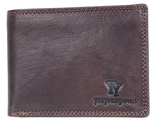 Starke Geldbörse aus echtem Leder You Young Coveri