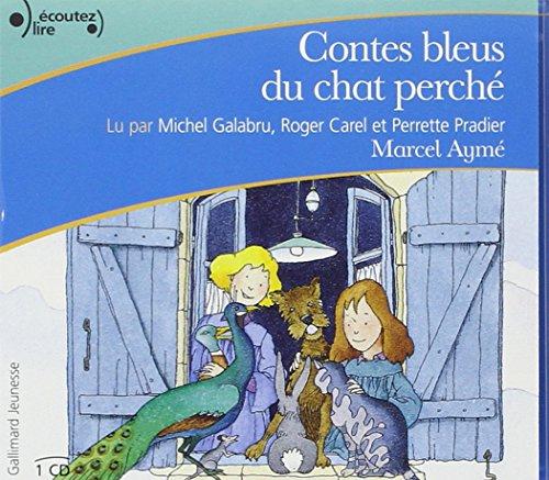 Contes bleus du chat perch
