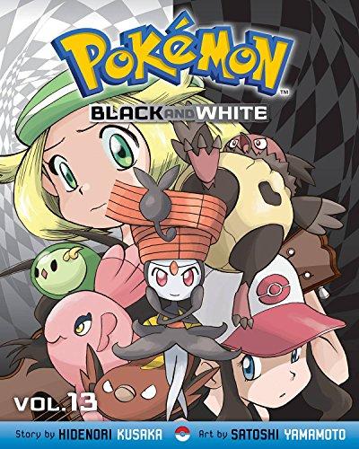 Pokemon Black and White. Volume 13