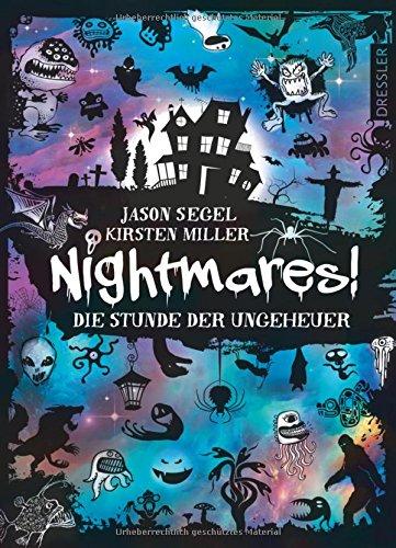 Buchseite und Rezensionen zu 'Nightmares! Die Stunde der Ungeheuer: Band 3' von Jason Segel