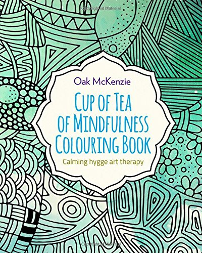 Zoom IMG-2 cup of tea mindfulness colouring