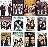 BONES - STAGIONI DA 1 A 12 (66 DVD) COFANETTI SINGOLI, ITALIANI