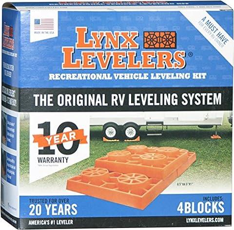 Lynx 00016 Levelling Blocks (Pack of 4)
