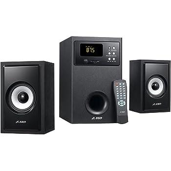 F&D A 555 2.1 multimedia speakers
