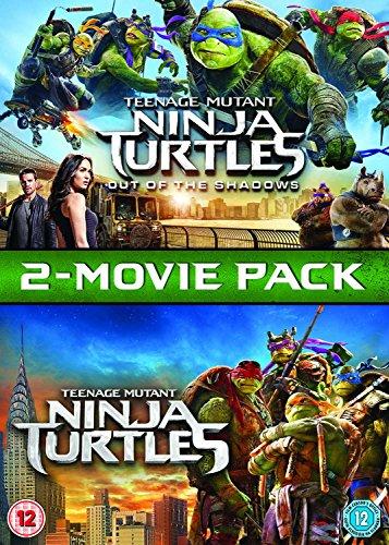 Bild von Teenage Mutant Ninja Turtles / Teenage Mutant Ninja Turtles: Out Of The Shadows Box Set [DVD] UK-Import, Sprache-Englisch