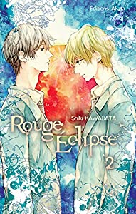 Rouge éclipse Edition simple Tome 2