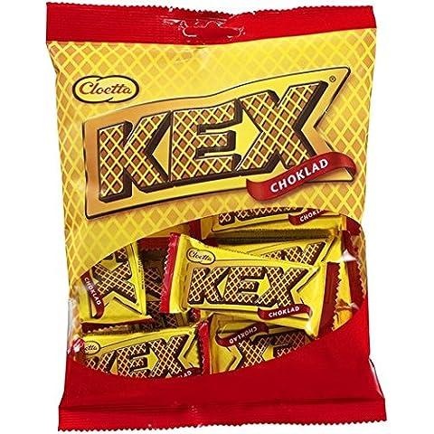 Cloetta Kex Choklad - El chocolate relleno 156g Mini Obleas