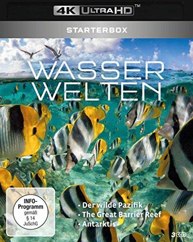 4K Starterbox: Wasserwelten - Ultra HD Blu-ray [4k + Blu-ray Disc]
