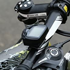 Ake Kabelloser LCD Fahrradcomputer Fahrrad Meter Tachometer Kilometerzähler für Fahrrad Best