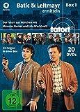 Tatort - Batic & Leitmayr ermitteln - Box 1 (1-20) [20 DVDs] -