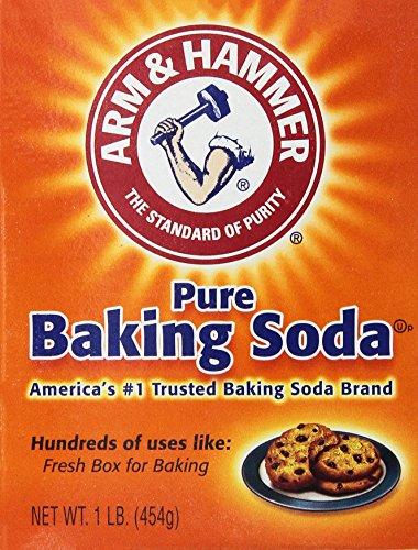 Arm & Hammer Baking Soda - Net Wt 1 lb - (Pack Of 2) (1 Lb Net)