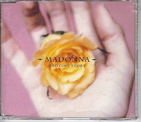 Rare Import Madonna Bedtime Story Slimline Case by Madonna