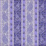 100% Baumwolle Stoff | Papillon Blau 'Bette' Stoffbreite: 140cm (0,5 m)