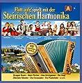 Flott aufgspielt mit der Steirischen Harmonika (40 Titel Steirische Harmonika u.a. Robert Goter, Zillertaler Schürzenjäger. Zillertaler Mander ...)