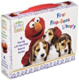 Best Nelson Kid Books - Elmo's World: First Flap-Book Library (Sesame Street) Review