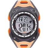 Timex Digital Black Dial Men's Watch-TWESK1004T