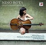 Nino Rota: Cellokonzerte Nr. 1 & 2 -