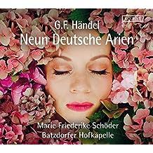 Handel: 9 German Arias [Import allemand]