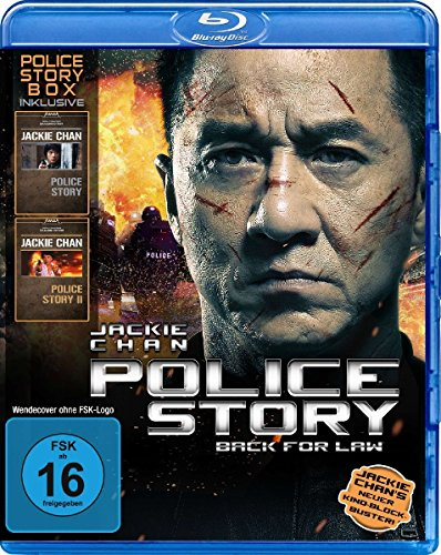 Jackie Chan - Police Story Box [Blu-ray] (Collection Jackie Blu-ray Chan)
