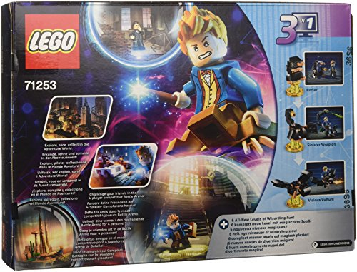 LEGO Dimensions – Story Pack – Phantastische Tierwesen - 2