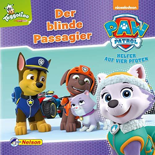 Maxi-Mini 11: PAW Patrol Der blinde Passagier (Nelson Maxi-Mini) (Blinds Mini)