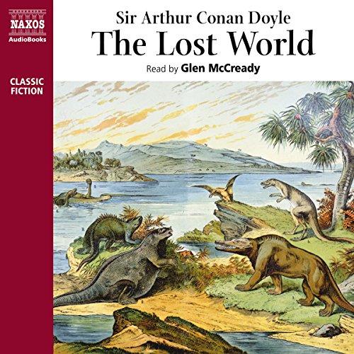 The Lost World  Audiolibri