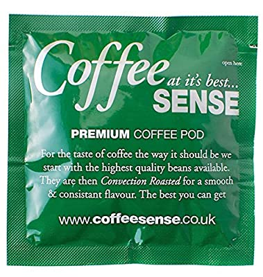 Coffee Sense Sumatra Creme Fast Brew ESE Coffee Pods 44mm 50 Pods