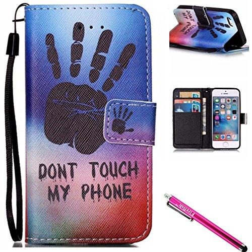 iphone-5s-case-iphone-5-wallet-case-firef1sh-kickstand-shock-proof-double-protective-case-flip-folio