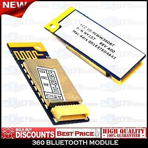 MU 100% geprüft! Wireless 360 Bluetooth-Modul-Karte HY157 für Dell D620 D630 D820 D830 D430 E1405 E1505 E1705 E1705 D610 9100 9300 9100 Bluetooth