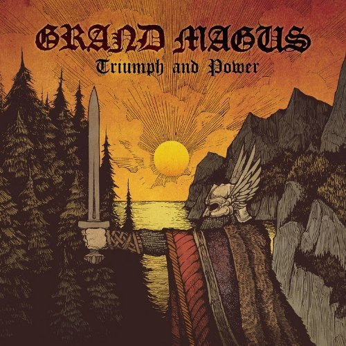 Grand Magus: Triumph and Power (Audio CD)