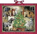 Geschenkidee Weihnachtskalender / Adventskalender - Pferde- Weihnachtskalender / Adventskalender
