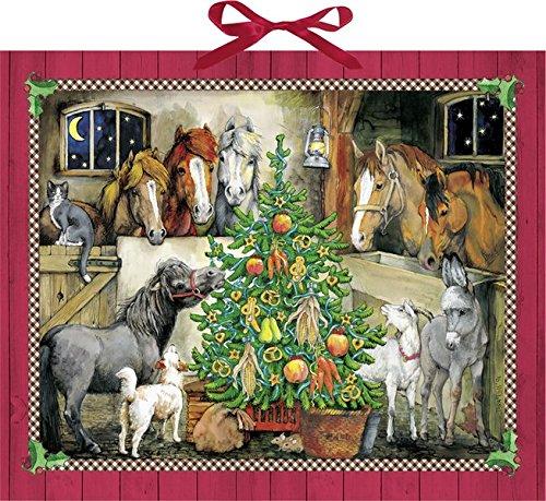 Pferde-Weihnacht (Adventskalender)