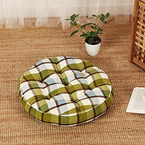 Stuhlkissen, student hocker kissen, dicker büro stuhl kissen, sofa stuhl kissen-C Durchmesser55cm(22inch)