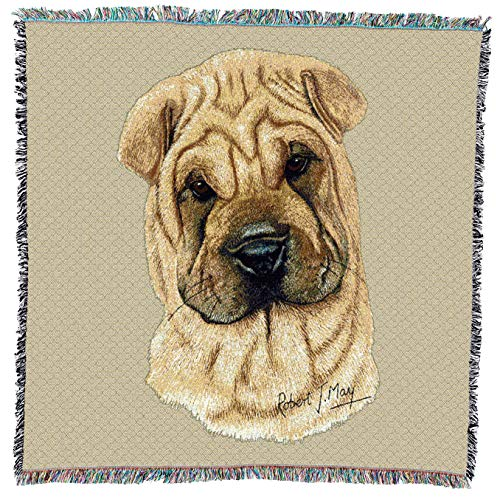 8979a9bc15 Shar pei dog blanket the best Amazon price in SaveMoney.es