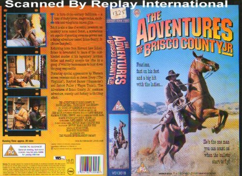 the-adventures-of-brisco-county-jr-video-tape-pal-1993
