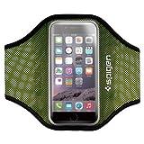 Fascia Braccio, Spigen Velo Braccio Sportiva Universale per Jogging Palestra Running con Cinturino Regolabile per iPhone 8/7/6S/6/SE/5S/5, Samsung Galaxy S8/S7 etc Fascia da Braccio - SGP11198
