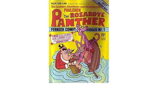 Paulchen Der Rosarote Panther Nr 01 Amazon De Helga Biehler