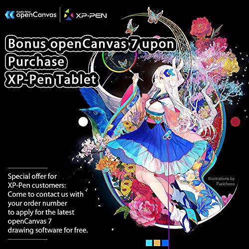 XP-Pen 22″ - 7