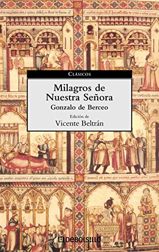 Milagros de nuestra senora / Miracles of Our Lady Cover Image