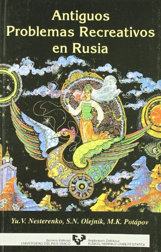Antiguos problemas recreativos en Rusia por Yuri Valentínovich Nesterenko
