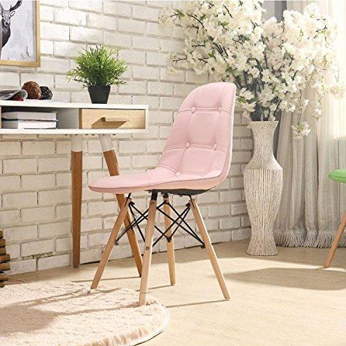 GEXING Chaise Pliante/Lavable Simple Home Chaise Pliante/Computer Leisure Chair/Chaise De Bureau Simple/Chaises en Plastique,L-39 * 45 * 84cm