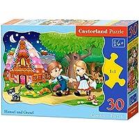Castorland - B-03532-1 - Puzzle - Hansel et Gretel - 30 Pièces