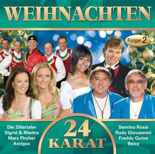 24 Karat Weihnachten-Folge 2 by Various Alpine Marine Audio