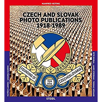 Czech and slovak photo publications : 1918-1989
