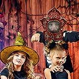 Halloween Spaventoso Cannibale Fiore Maschera in Lattice Casco Maschera per Bar Dance Party Cosplay Maschere Costume per Festa di Halloween Decorazioni in Costume Puntelli