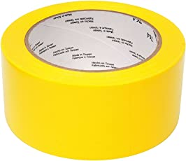 Teflon Yellow Duct Binding Cloth Tape 48 mm x 50 Meter Length