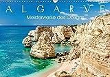 Algarve - Meisterwerke des Ozeans (Wandkalender 2018 DIN A3 quer): Im wilden Westen der Algarve haben die Kräfte der Natur den weichen Sandstein im ... (Monatskalender, 14 Seiten ) (CALVENDO Orte) - Dieter Meyer