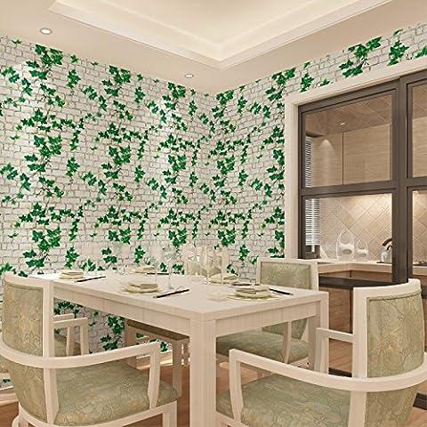 BIZHI Contemporary Wallpaper Art Deco 3D Fashion Stripe Wallpaper Wall Covering PVC Self Adhesive/Vinyl Fabric Wall Art,NHGUB57