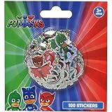 PJ Masks Walltastic, Adhesivos de Gran tamaño para tu ...